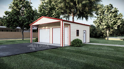 12 Uses for Your Metal Garage